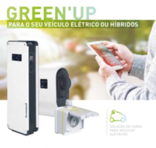 Tomadas  Green'Up - Celgarve